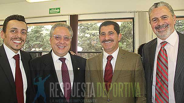 LA ASOCIACIÓN DE GERENTES Y ADMINISTRADORES DE CLUBES DEPORTIVOS CUMPLIÓ EN EL 2015