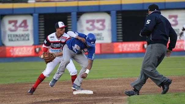 Charros pierde la Serie ante Aguilas de Mexicali