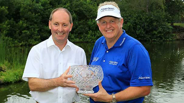 Montgomerie wins back-to-back John Jacobs Trophies