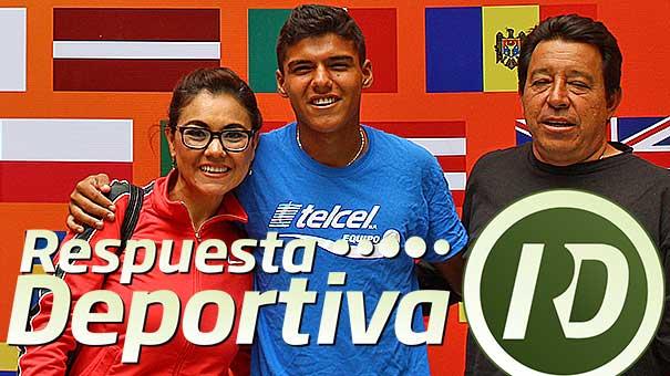 ALEJANDRO HERNÁNDEZ POR LA CALIFICACIÓN EN EL ITF DE ECUADOR
