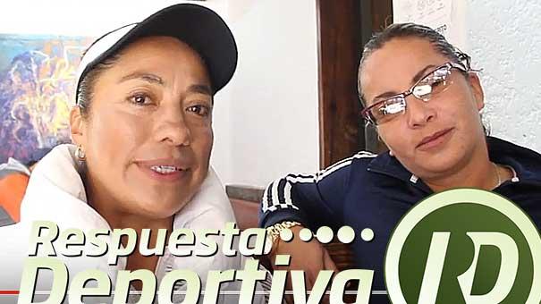 ELENA CRUZ Y RAQUEL MONTEMAYOR, UNA PAREJA EXPLOSIVA DEL CIRCUITO FEMENIL