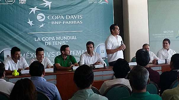 CAMPECHE ALBERGARA LA SERIE  MEXICO CONTRA GUATEMALA