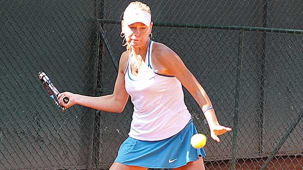 Olesya Pervushina y Tatiana Pieri, finalistas en el ITF de Ecuador