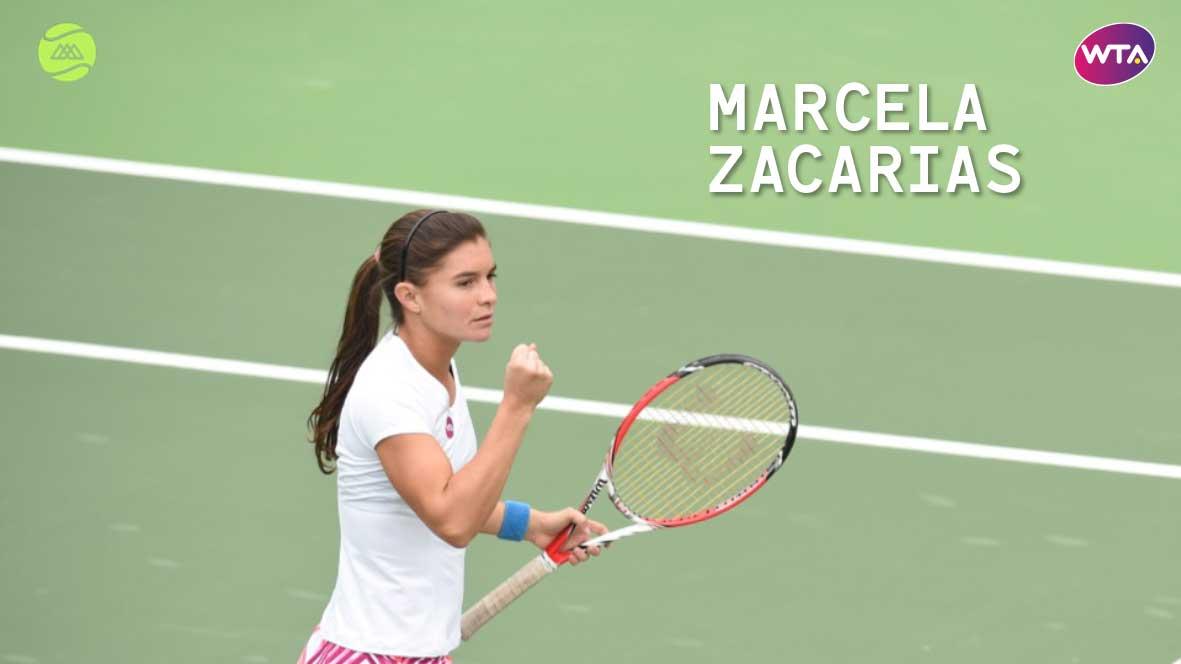 MARCELA ZACARÍAS ANUNCIADA EN EL WTA DE MONTERREY