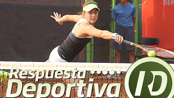 ALEXIA COUTIÑO, CERCA DE LA FINAL DEL ITF DE MONTERREY