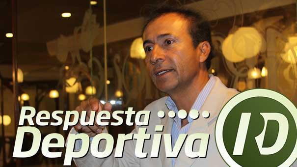 JOSÉ ANTONIO FLORES, ENTREGÓ PLANILLA COMO CANDIDATO A PRESIDENTE DE LA FMT