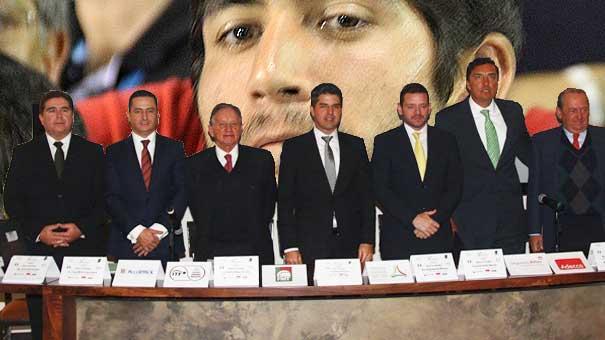 AFLORÓ LA VERDAD DE LA SALIDA DE TIGRE HANK DEL EQUIPO COPA DAVIS