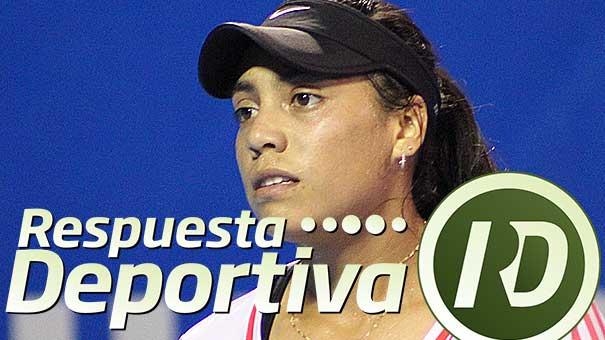 VICTORIA RODRÍGUEZ NÚMERO UNO DE MÉXICO EN LA WTA