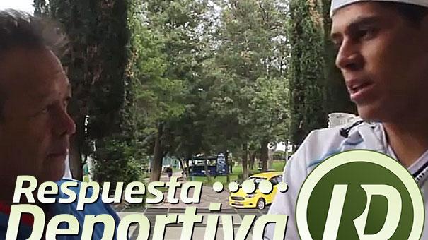 BOLIVIANO ALEJANDRO MENDOZA HABLA DE LA ALTURA EN LA PAZ