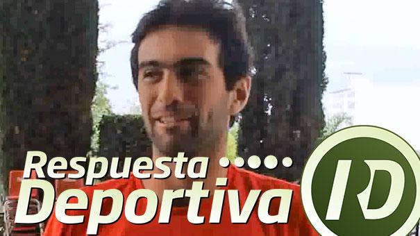 ANDY ÁLVAREZ TIENE COMO META GANAR PUNTOS PARA ENTRAR DIRECTO A LOS FUTURES
