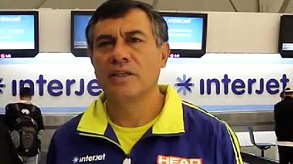 RODRIGO GARCÍA, RESPALDADO POR INTERJET