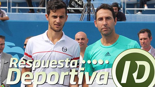 González- Pavic solo finalistas del Jalisco Open.