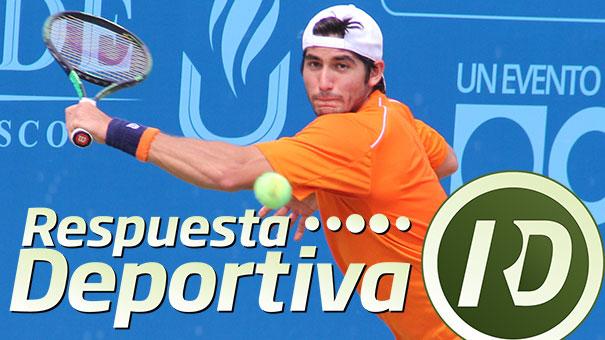 Buenos encuentros se han visto en el Jalisco Open que se está jugando en la Perla Tapatía.