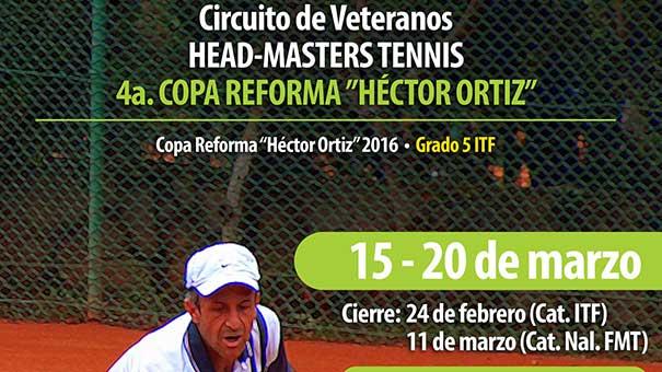 WILD CARDS DISPONIBLES COPA HÉCTOR ORTIZ