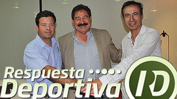 RAÚL GONZÁLEZ, RECIBIÓ AL PRESIDENTE DE LA FMT EN NUEVO LEÓN
