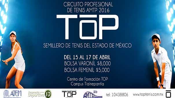 TORNEO PROFESIONAL TOP