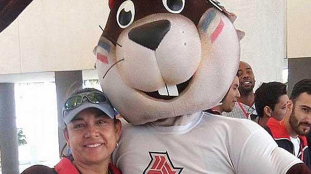 ME GUSTA RESPUESTA DEPORTIVA: GRACIAS CARMEN ARREDONDO