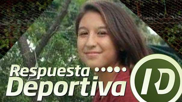 KATIA DE LA GARZA ADELANTE EN LA COPA JALISCO