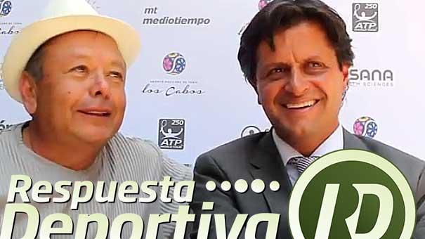 EL OTRO LADO DE UNO DE LOS DIRECTORES MÁS IMPORTANTES DEL ATP; JOSÉ ANTONIO FERNÁNDEZ AL FRENTE DEL TORNEO DE LOS CABOS