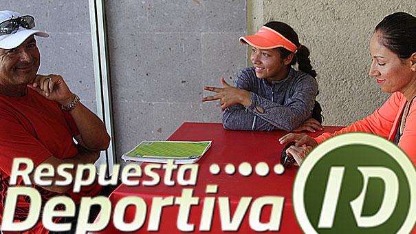MIDORI CASTILLO ROMPIÓ LA SIEMBRA EN LA SEMIFINAL DEL CAMPEONATO DE MÉXICO