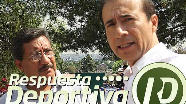 MAURO FLORES NO ESTA VETADO EN LA FMT: TOÑO FLORES