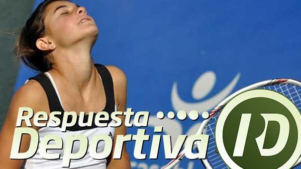 MARCELA ZACARÍAS SIGUE AL FRENTE EN EL RANKING WTA
