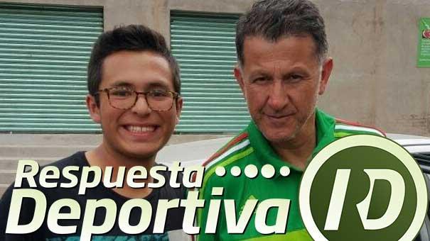 ME GUSTA RESPUESTA DEPORTIVA: GRACIAS EMILIO MAGAZO