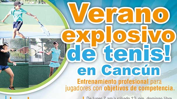 CURSOS DE VERANO EN CANCÚN