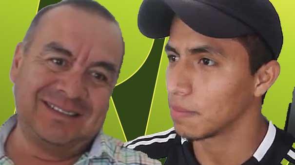 JAVIER CARMONA, RUBÉN PUERTA Y BRIAN PANTA CHARLARON DE COPA DAVIS CON AAZ