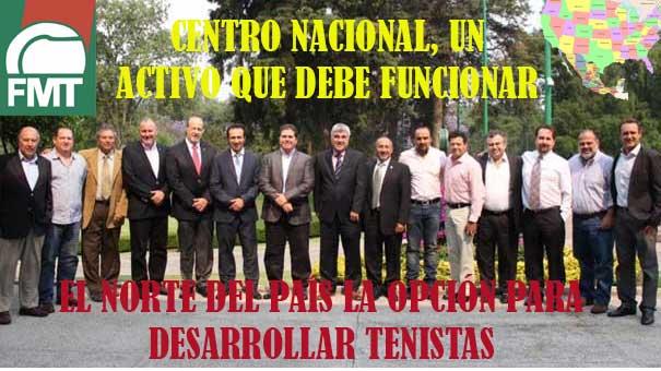 CENTRO NACIONAL DE TENIS: PORQUE FLORES, ZURUTUZA, CHÁVEZ, PÉREZ DEL CASTILLO SON CLAVES