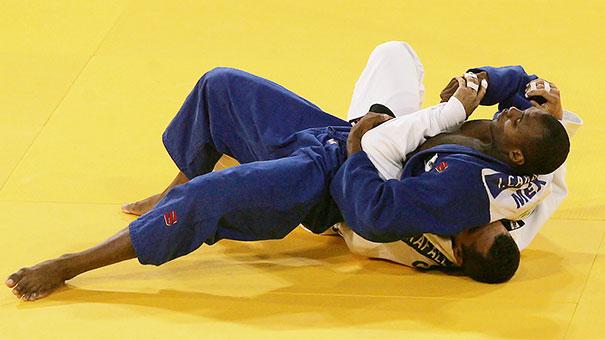 Cuenta regresiva para el World Judo Masters.