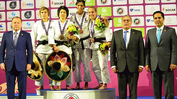 Guadalajara, lista para el World Masters Judo.
