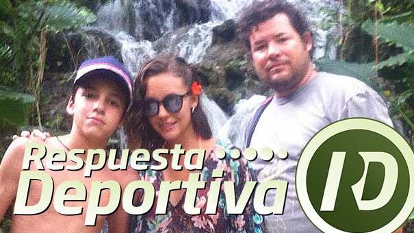 ME GUSTA RESPUESTA DEPORTIVA: GRACIAS PELÓN OLIVAS