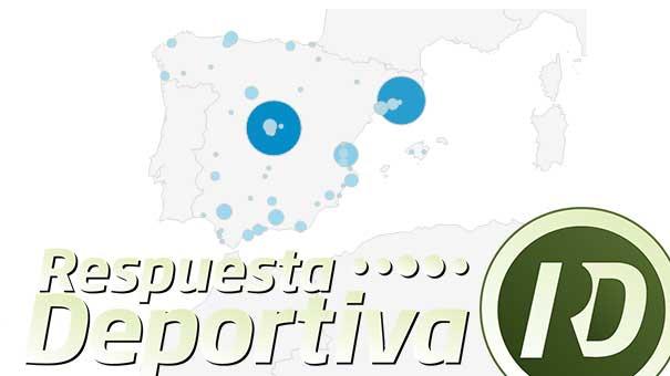 RESPUESTA DEPORTIVA CON FUERTE PRESENCIA EN ESPAÑA