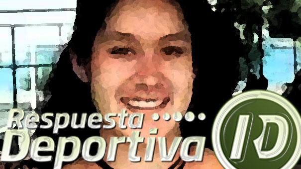 KATYA RAMÍREZ EN LA PREVIA DEL III TORNEO DE CANCUN TENNIS ACADEMY