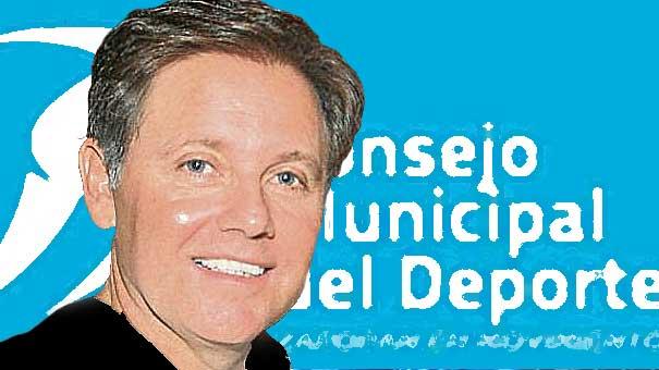 GUSTAVO SANTOSCOY, RETORNÓ DE COLOMBIA PARA HACERSE CARGO DEL COMUDE DE ZAPOPAN