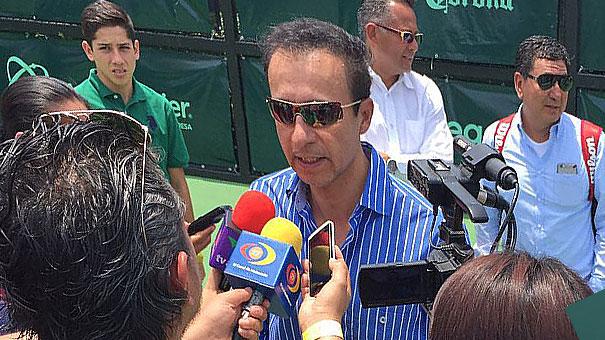CENTRO NACIONAL DE TENIS: FLORES PROMOVERÁ EL DESPUNTE DEL CNT EN SU VISITA A CHIAPAS