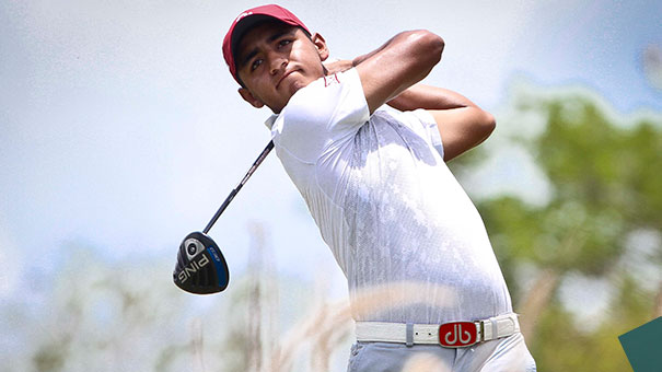 El veracruzano Aarón Terrazas tomó el liderato después de tres rondas en el LXXXIX del Campeonato Nacional de Aficionados