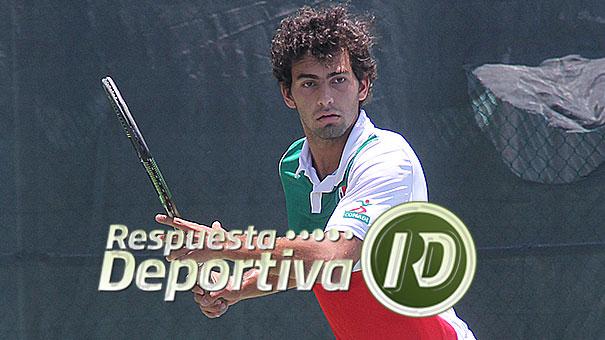 ALAN RUBIO CONTRA MARCELO SEPÚLVEDA EN LA FINAL DEL ITF DE MONTERREY