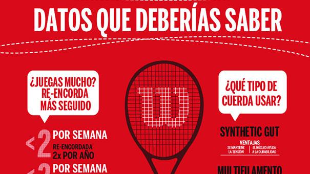 EL TENIS VISTO POR WILSON: TENIS TIPS QUE DEBES TENER PRESENTES