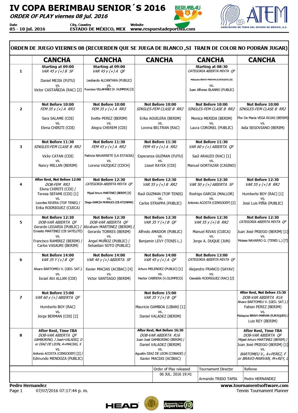 ÓRDEN-DE-JUEGO-VIERNES-08-Y-SABADO-09-IV-COPA-BERIMBAU-SENIOR´S-2016-1