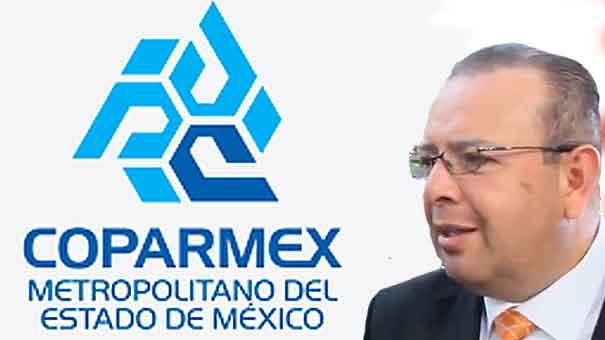 COPARMEX METROPOLITANO DEL ESTADO DE MÉXICO: CARLOS RODRÍGUEZ PROPONE CONDICIONES DE AHORRO