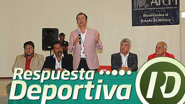 FLORES AL FRENTE DE LA INAUGURACIÓN DEL G-1 DEL ESTADO DE MÉXICO