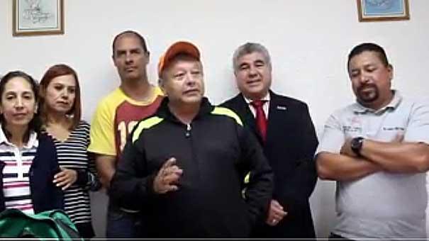 CHEMA GALINDO OVACIONADO POR PADRES DE TENISTAS MEXIQUENSES… VER PARA CREER…