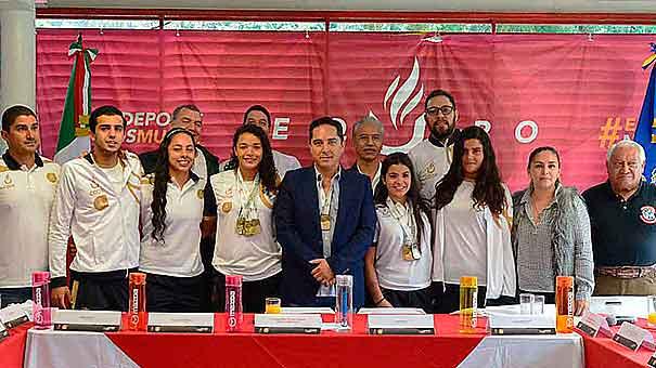 VICKY GARIBAY: Jalisco, líder indiscutible del Campeonato Nacional Juvenil.