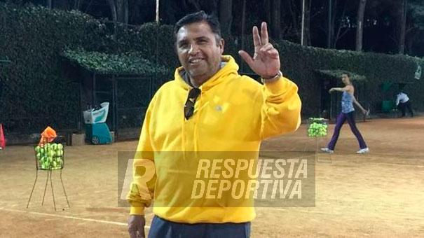 JAVIER GARCÍA PROMOTOR NATURAL DEL TENIS MEXICANO