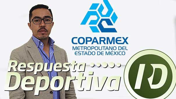COPARMEX METROPOLITANO DEL ESTADO DE MÉXICO: LUIS REBOLLAR ADVIERTE DE LOS CAMBIOS QUE SE AVECINAN