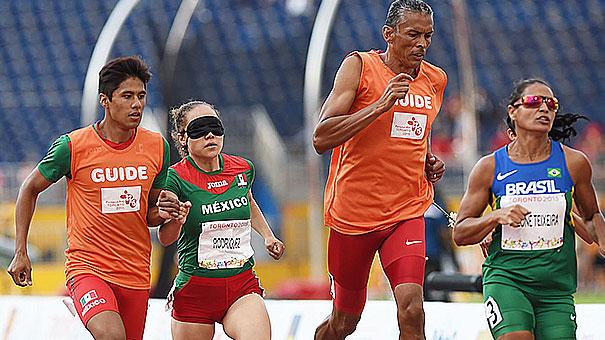 Mónica Rodríguez logra boleto a Paralímpicos
