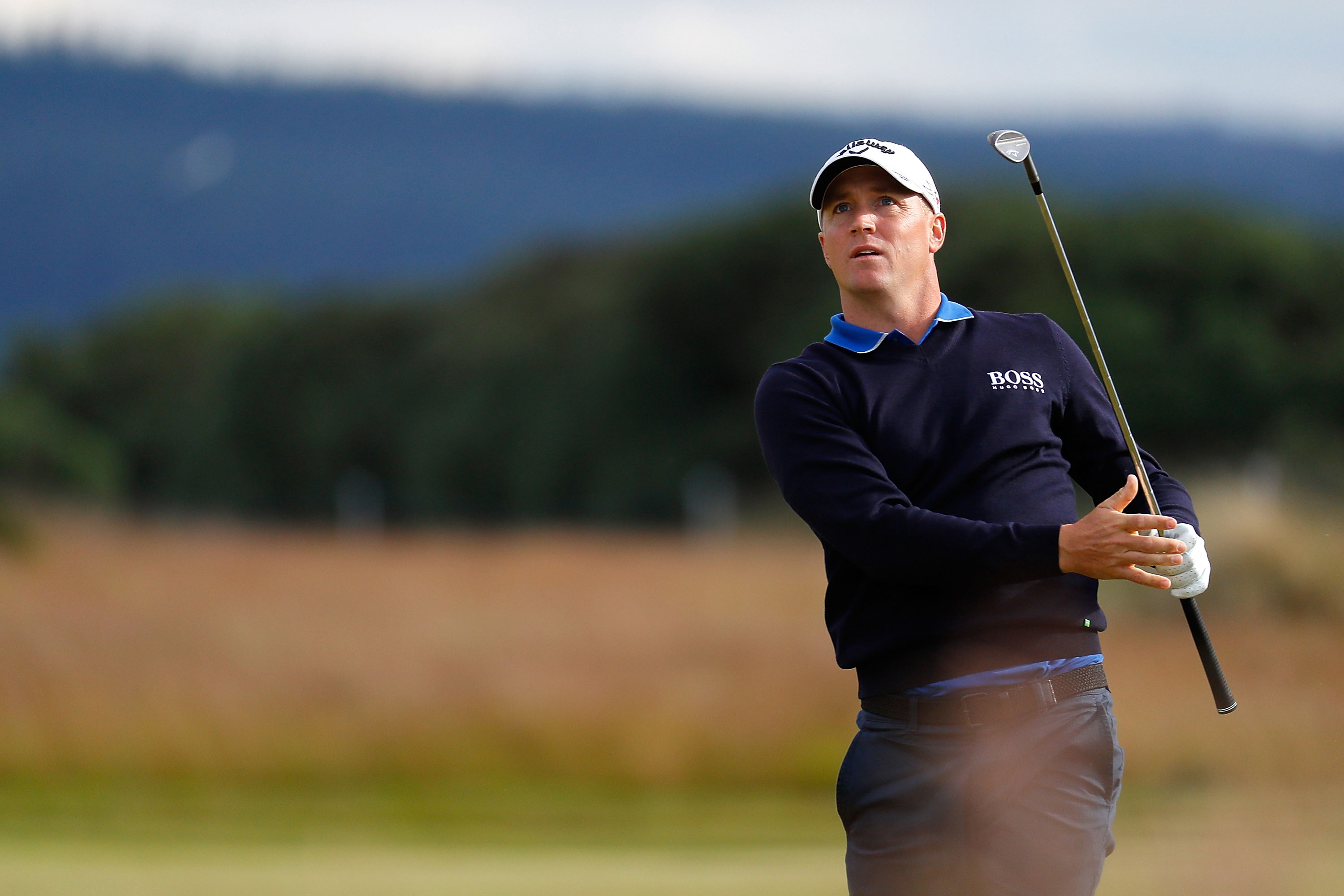 Flawless Noren surges into the lead at Castle Stuart
