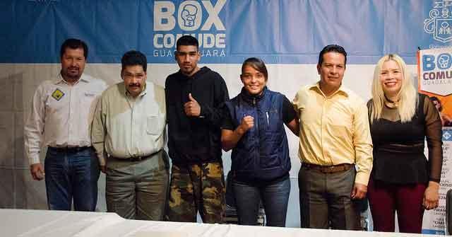 VICKY GARIBAY: EL BOX PEGA FUERTE EN JALISCO